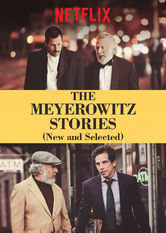 The Meyerowitz Stories (New and Selected) Netflix US (United States)